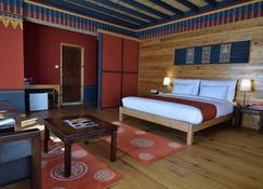 Ramada Valley Thimphu - Thimphu - Schlafzimmer