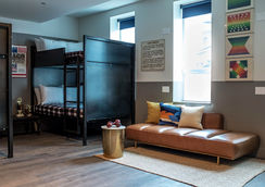 Fieldhouse Jones - Chicago - Bedroom