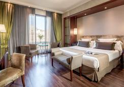 Hotel Barcelona Center - Barcelona - Bedroom