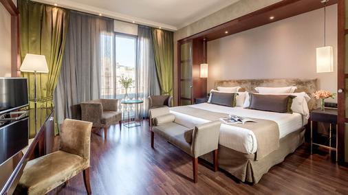 Hotel Barcelona Center - Barcelona - Makuuhuone