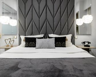 Lingos Hotel - Flórina - Спальня