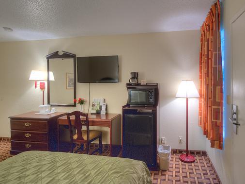 Continental Inn Charlotte - Charlotte - Huoneen palvelut