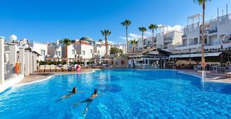 Los Olivos Beach Resort - פלאייה דה לאס אמריקאס - בריכה