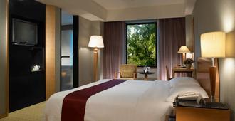 سبرينج سيتي ريزورت - مدينة تايبيه - غرفة نوم