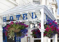 Foyles Hotel - Clifden - Gebäude