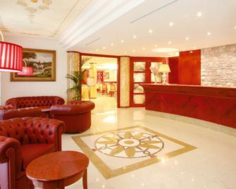 Grand Hotel del Parco - Bergamo Airport - Бергамо - Lobby