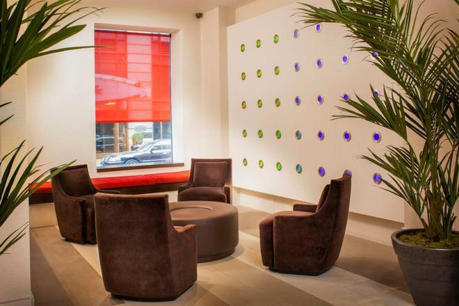 Nycasa 46 Hotel - New York - Hành lang