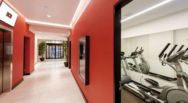 Nycasa 46 Hotel - New York - Kuntosali