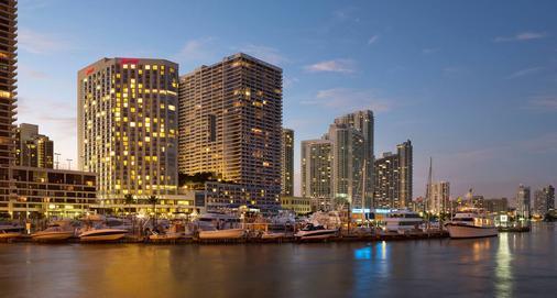 Miami Marriott Biscayne Bay - Μαϊάμι - Κτίριο