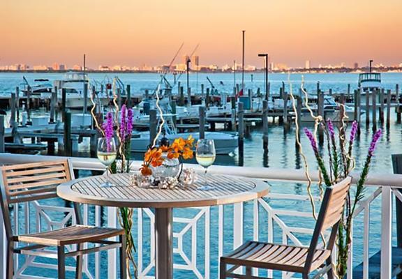 Miami Marriott Biscayne Bay - Miami - Parveke
