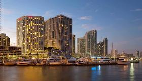 Miami Marriott Biscayne Bay - Майами - Здание
