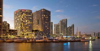 Miami Marriott Biscayne Bay - Miami - Building