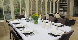 Wollaston Lodge - Shrewsbury - Comedor