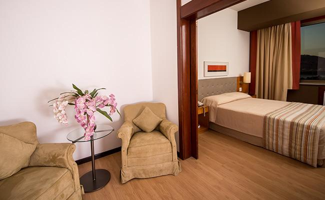Hotel Novo Mundo - Rio de Janeiro - Living room