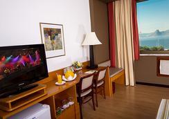 Hotel Novo Mundo - Rio de Janeiro - Comodidade do quarto
