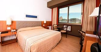Hotel Novo Mundo - Rio de Janeiro - Phòng ngủ