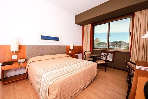 Hotel Novo Mundo - Rio de Janeiro - Quarto