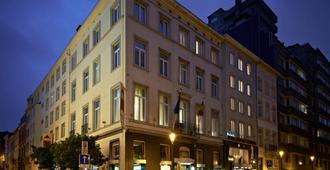 蒙多萊奧帕爾多酒店 - 布魯塞爾 - 建築