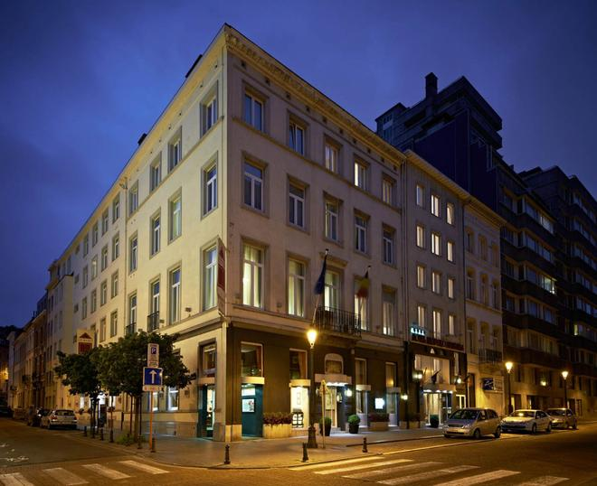 Leopold Hotel Brussels EU - Bruxelles - Bâtiment