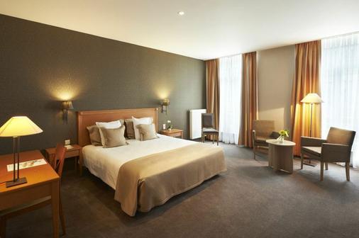 Leopold Hotel Brussels EU - Bryssel - Makuuhuone
