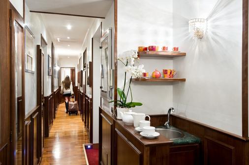 Al Viminale Hill Inn & Hotel - Rome - Food