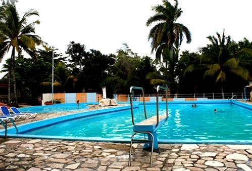 Hotel Bosque - Holguín - Pool