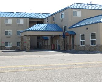 Yellowstone West Gate Hotel - West Yellowstone - Edificio