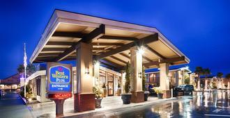 Best Western Plus Humboldt Bay Inn - Eureka - Toà nhà