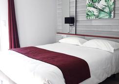 The Originals City, Hôtel Vamcel, Pau Ouest (Inter-Hotel) - Lescar - Schlafzimmer