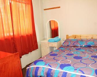 Hostel Climbing Point - Huaraz - Bedroom