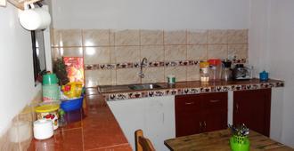 Hostel Climbing Point - Huaraz - Cocina