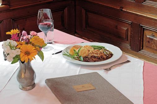 Hotel Gasthof Esterhammer - Buch bei Jenbach - Food