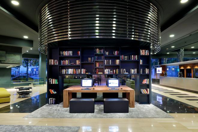Hotel SB Icaria Barcelona - Барселона - Лобби