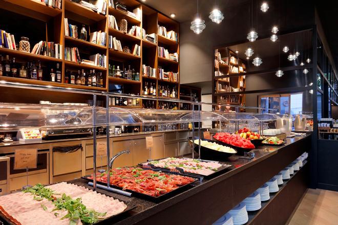 Hotel SB Icaria Barcelona - Barcelona - Buffet