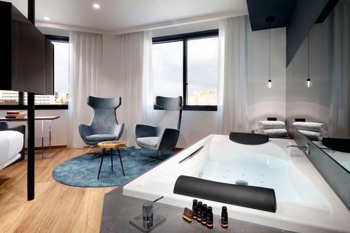SB 伊卡利亞巴塞隆拿酒店 - 巴塞隆拿 - 巴塞隆納 - 臥室