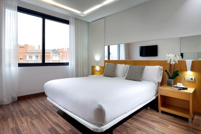 Hotel SB Icaria Barcelona - Барселона - Спальня