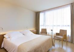 Hotel SB Diagonal Zero Barcelona - Barcelona - Makuuhuone