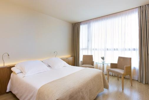 Hotel Sb Diagonal Zero Barcelona - Barcelona - Bedroom