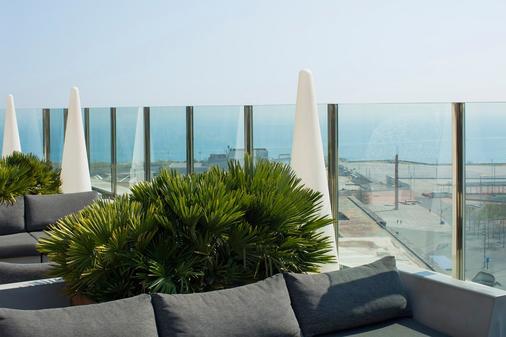 Hotel SB Diagonal Zero Barcelona - Barcelona - Parveke