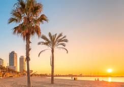 Hotel SB Diagonal Zero Barcelona - Barcelona - Beach