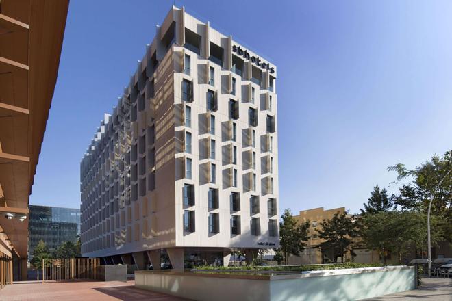 SB 格勞酒店 - 巴塞隆納 - 建築