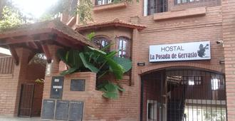 Hostal La Posada de Gervasio - Salta - Building