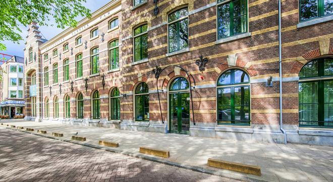 Yays Oostenburgergracht Concierged Boutique Apartments - Amsterdam - Rakennus