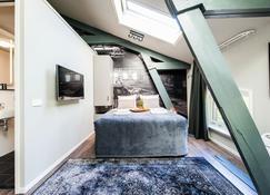 Yays Oostenburgergracht Concierged Boutique Apartments - Ámsterdam - Habitación