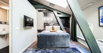 Yays Oostenburgergracht Concierged Boutique Apartments - Amsterdam - Schlafzimmer
