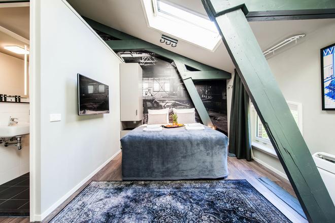 Yays Oostenburgergracht Concierged Boutique Apartments - Amsterdam - Makuuhuone