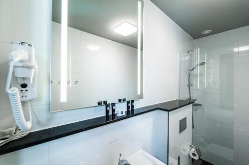 歐斯登柏格爾葛拉克特雅伊茲禮賓精品公寓酒店 - 阿姆斯特丹 - 阿姆斯特丹 - 浴室