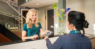 Yays Oostenburgergracht Concierged Boutique Apartments - אמסטרדם - חדר שינה