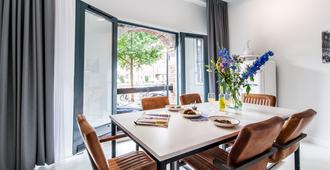 Yays Zoutkeetsgracht Concierged Boutique Apartments - Amsterdam - Ruokailuhuone