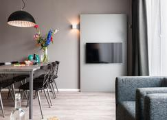 Yays Bickersgracht Concierged Boutique Apartments - Amsterdam - Pokój dzienny